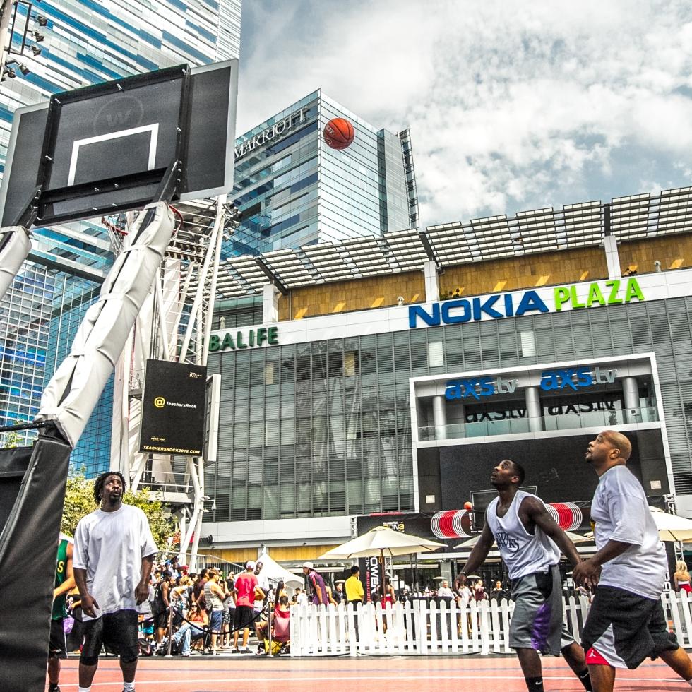Nike Basketball 3on3