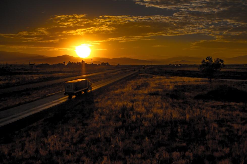 Bakersfield Sunrise